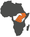 Hand in Hand für Afrika e.V. Logo